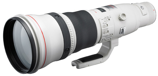 Canon teleobiettivo