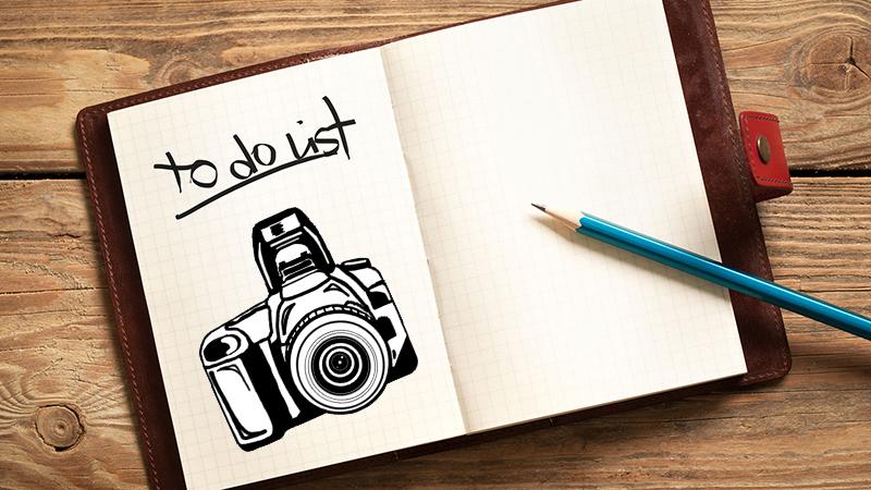 promemoria fotografico