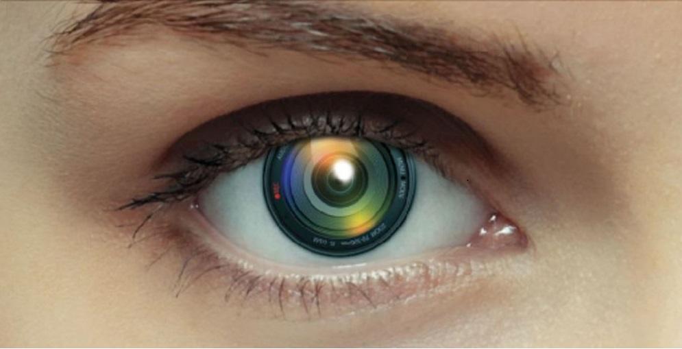 occhio fotografico