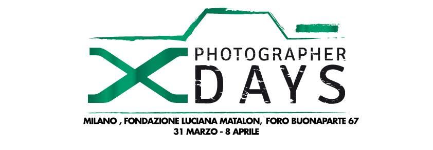 X Photographer Days