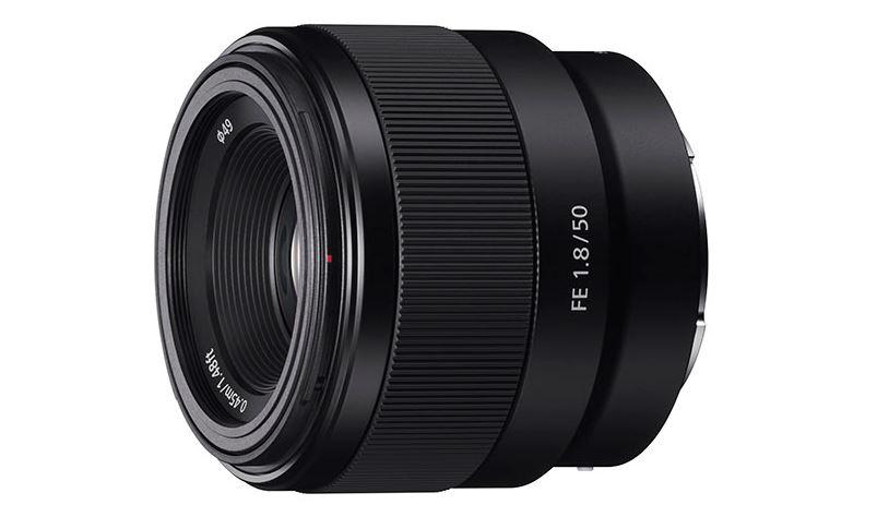 Sony FE 50mm