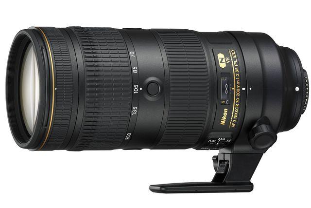 Nikon 70-200 f/2.8