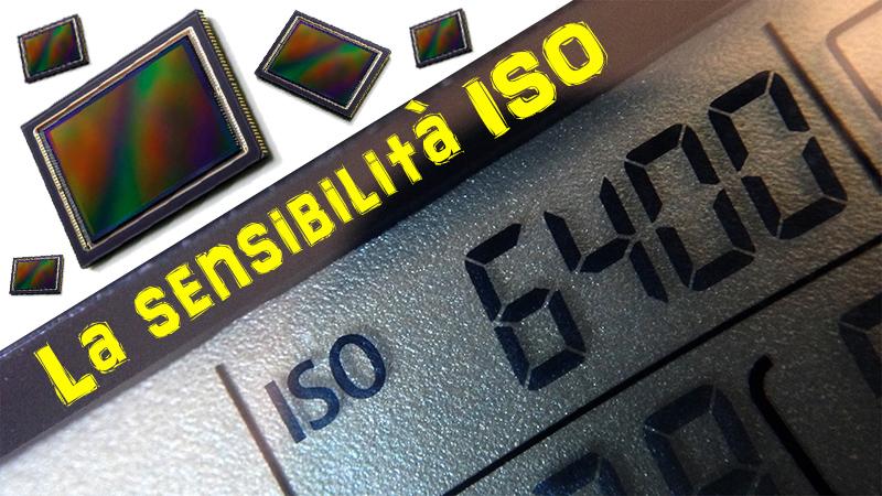 sensibilità ISO