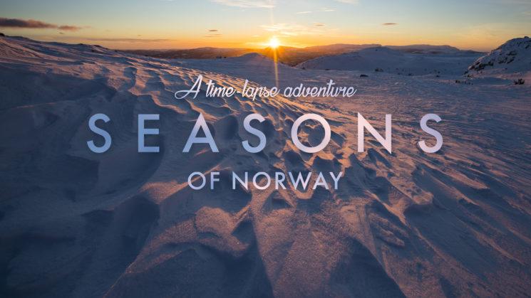 le 4 stagioni in norvegia