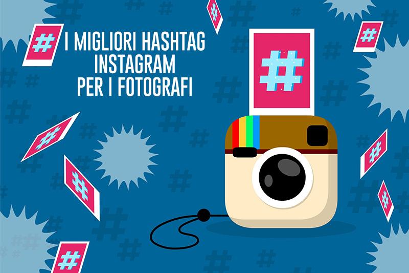 migliori hashtag per fotografi