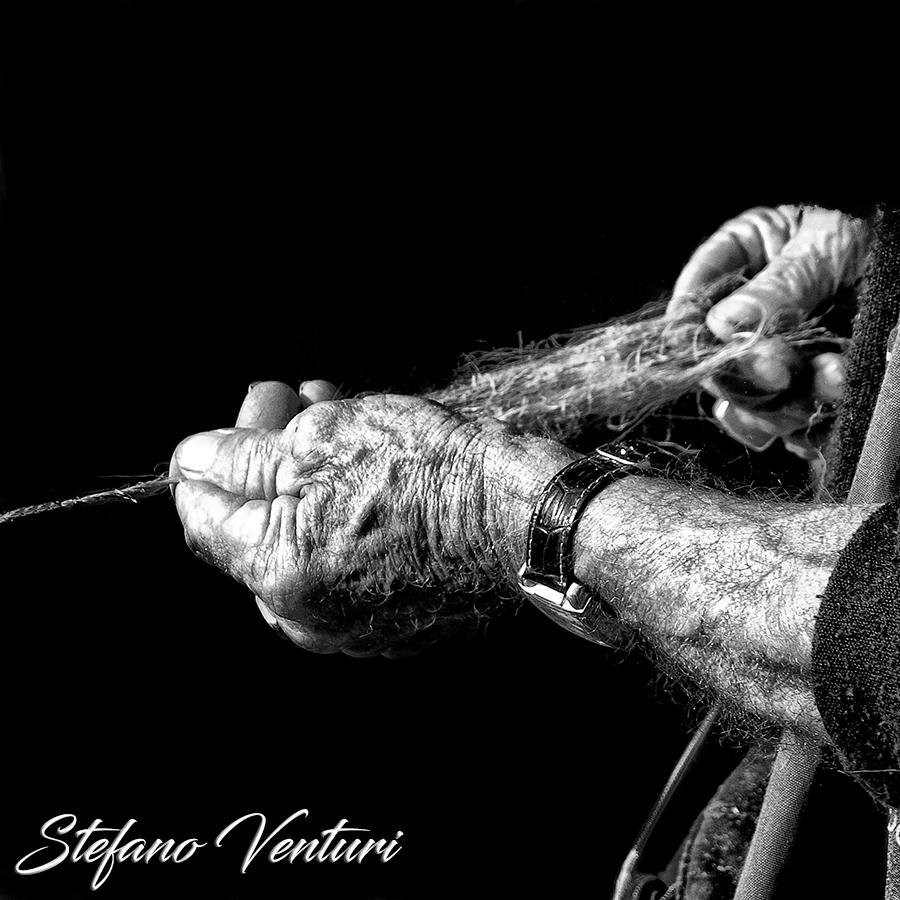 mani di un cordaio