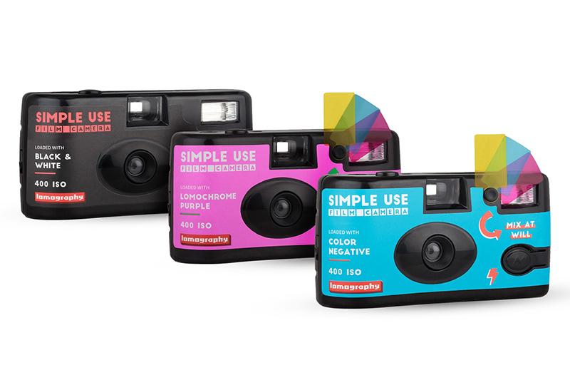 Simple Use Film Camera
