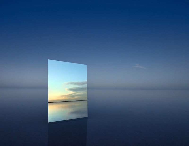 paesaggi surreali