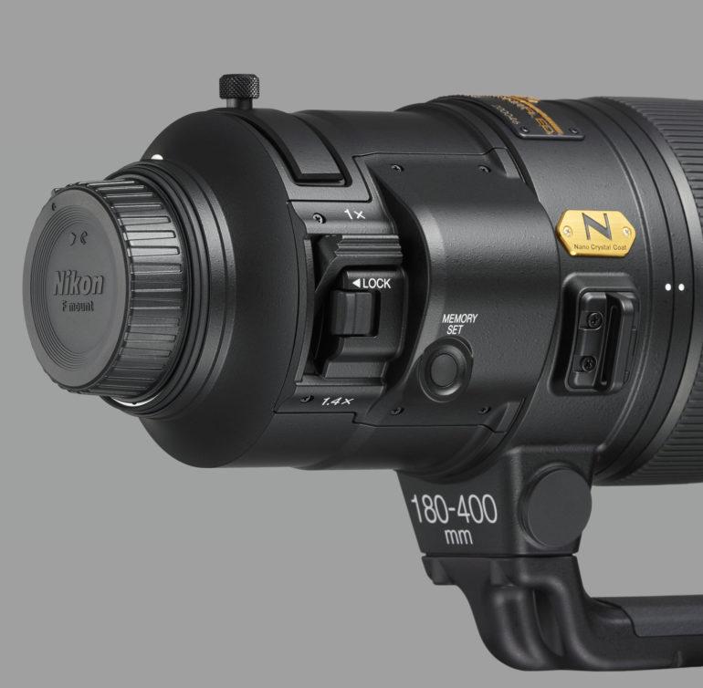 Nikkor 180-400mm