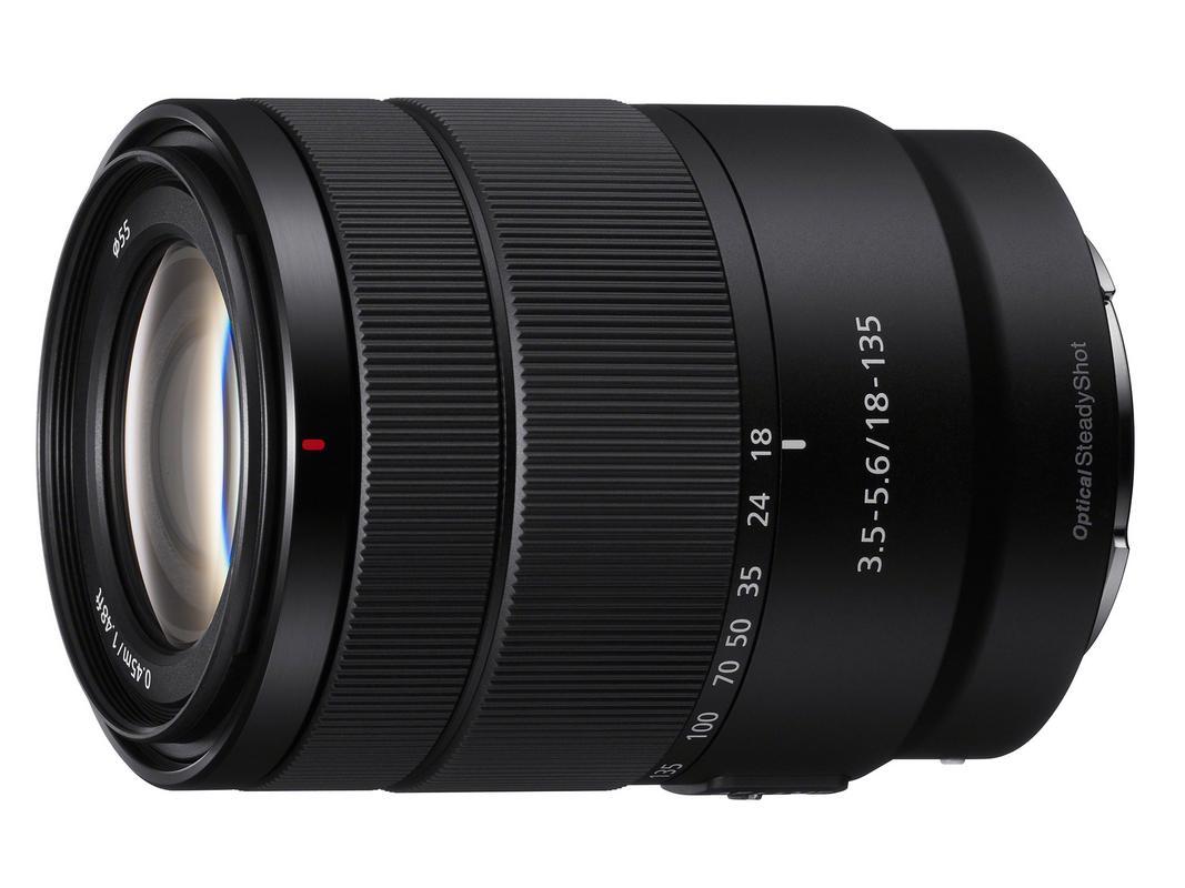Sony E 18-135mm