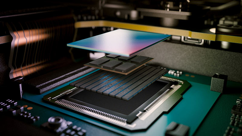 sensore da 100 megapixel