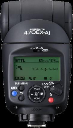 Speedlite 470EX-AI