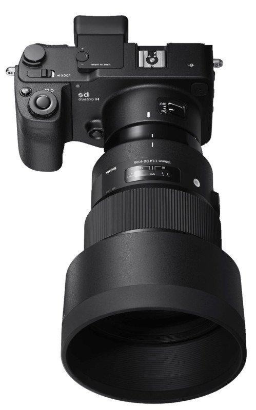 Sigma 105mm F1.4 HSM Art