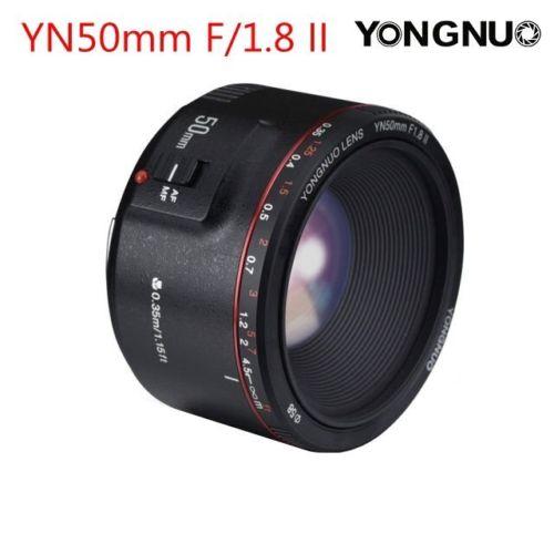 Yongnuo YN 50mm