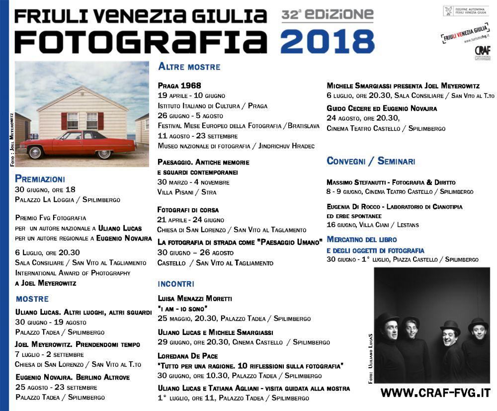 Friuli Venezia Giulia fotografia 2018