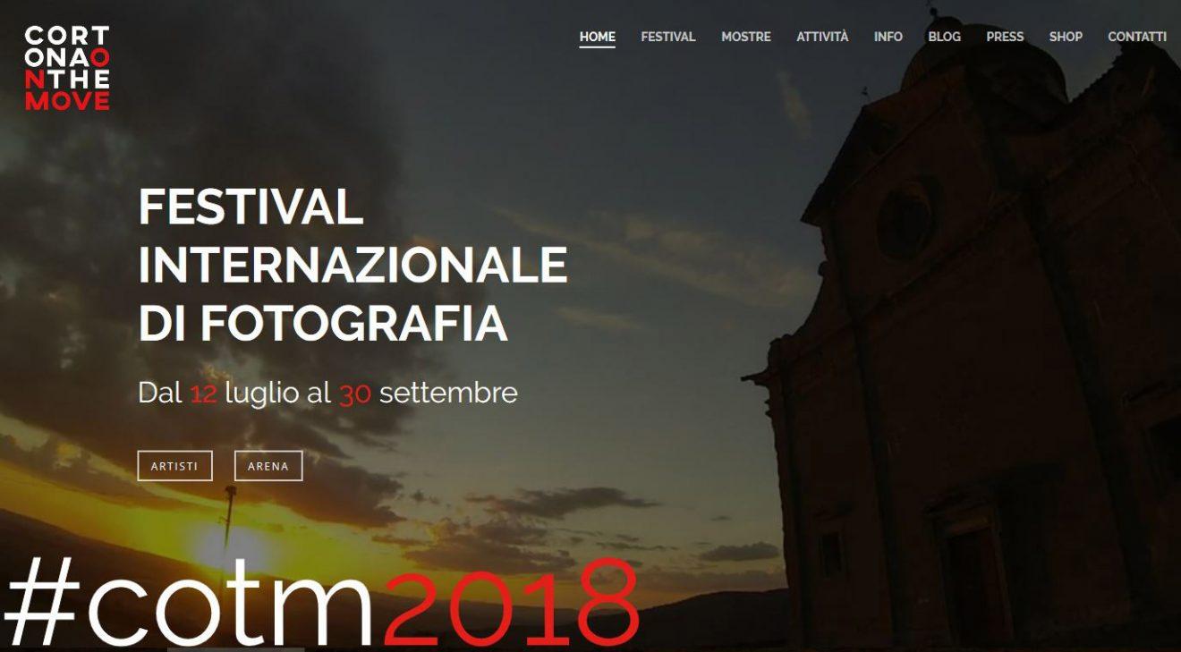 Cortona on the move 2018