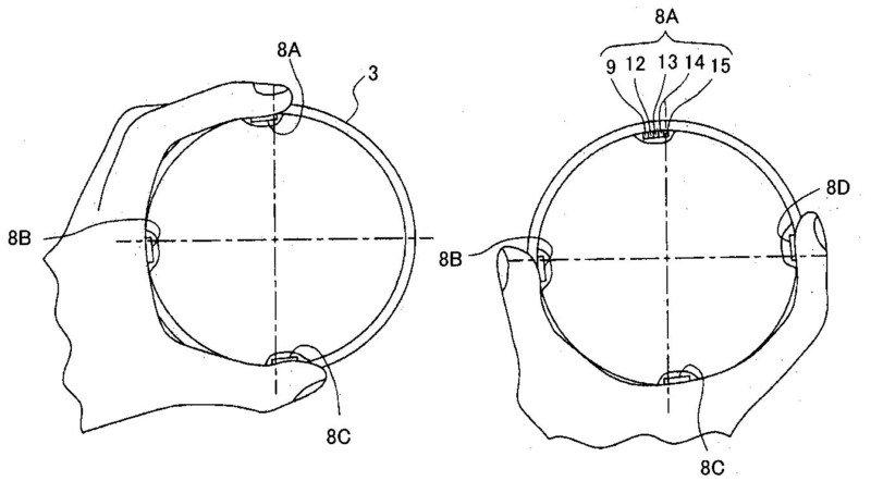 sensore biometrico