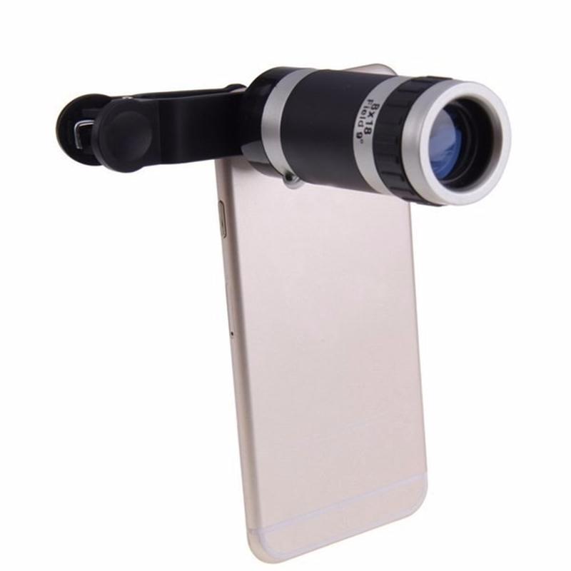 Obiettivi per smartphone