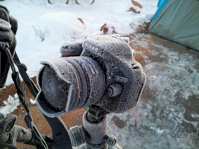fotografia invernale