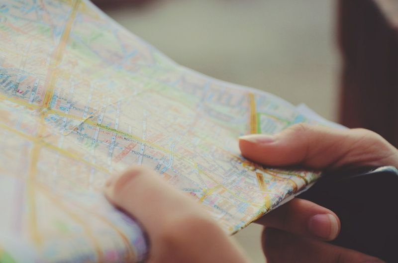 pianificare un viaggio fotografico