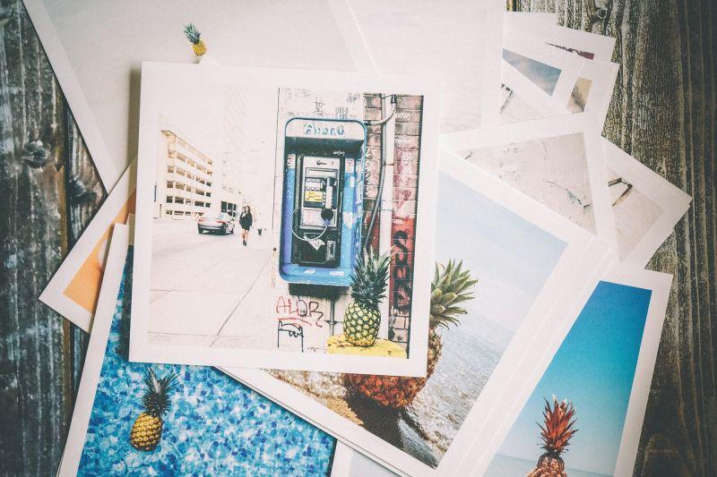 stampare una fotografia