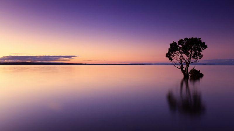 fotografare albe e tramonti