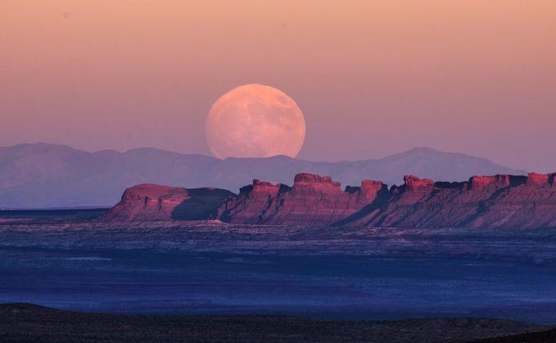 fotografare la Luna