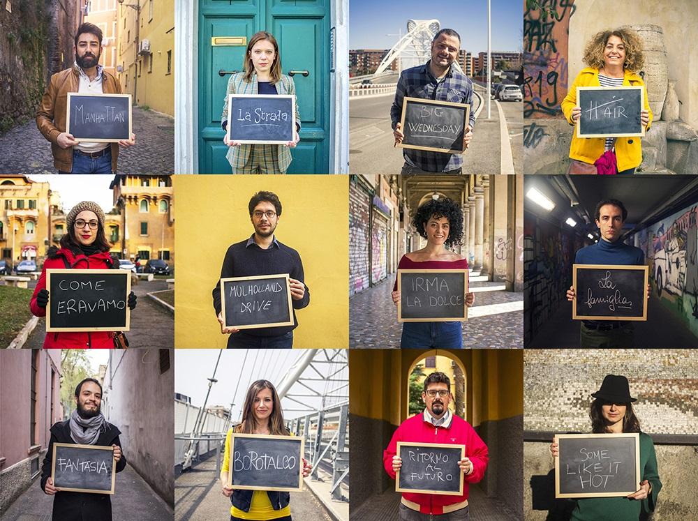 Film People: raccontare le persone ritratte attraverso il cinema
