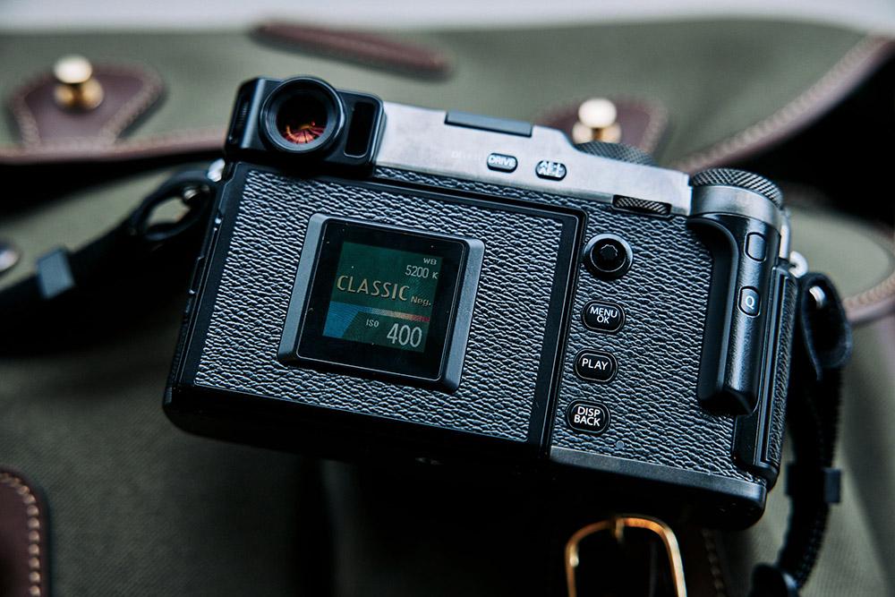 Fujiflm X-Pro3