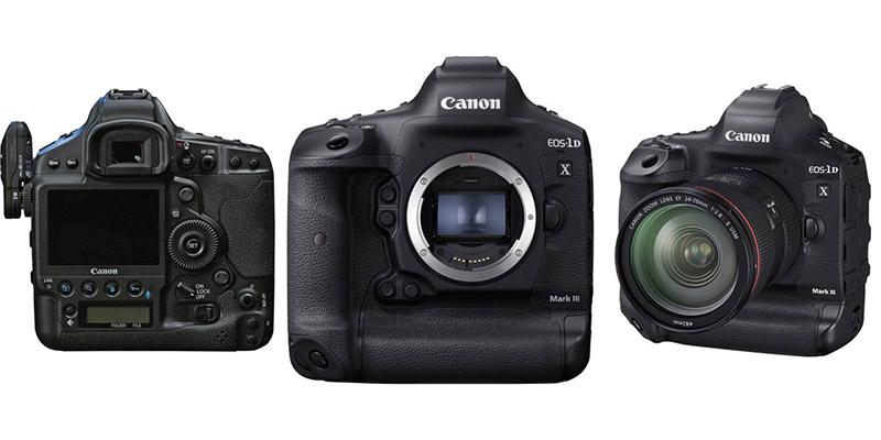Canon EOS 1-D X Mark III