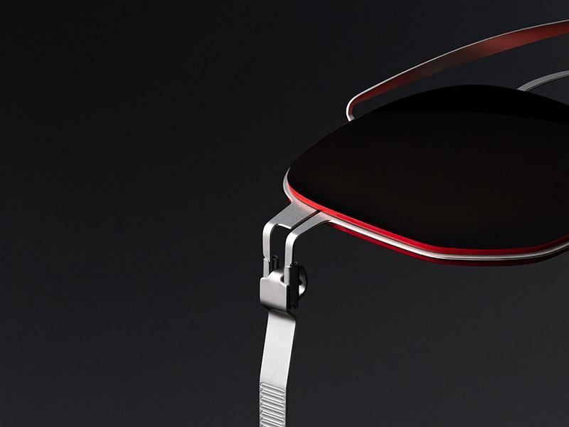 occhiali da sole leica
