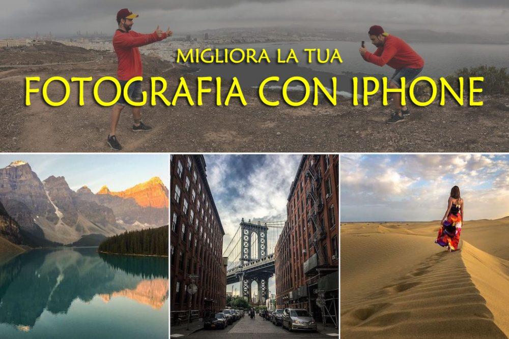 fotografia con iPhone