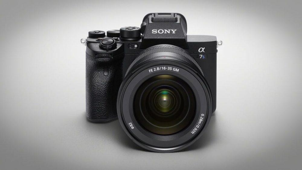 Sony A7S III ufficiale