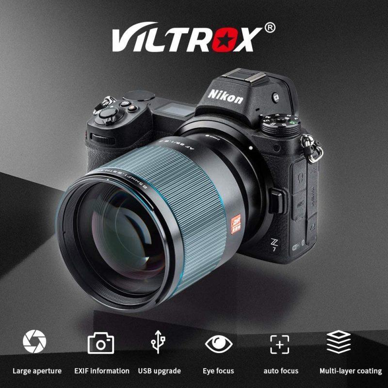 viltrox 85mm