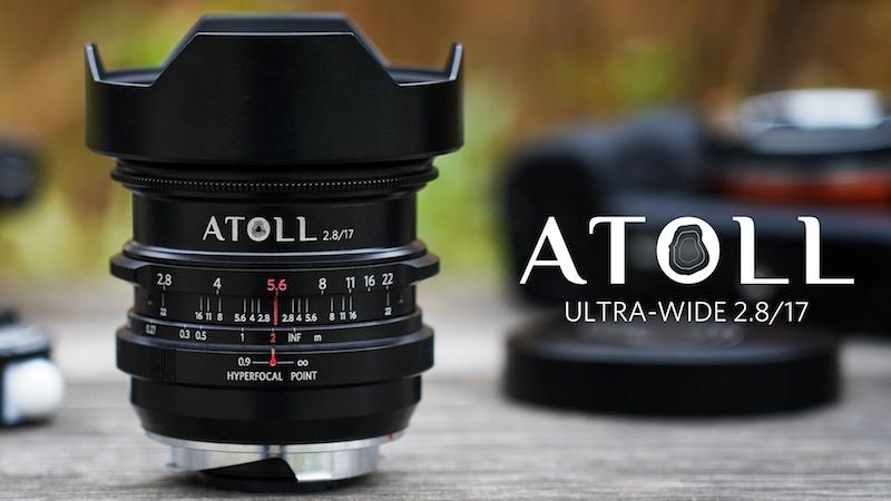 Atoll Ultra-Wide