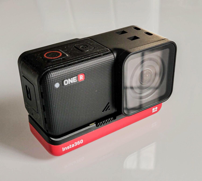 Insta360 ONE R Twin Edition - La nostra recensione