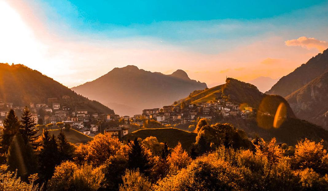 posti instagrammabili Italia autunno